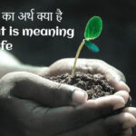 What is meaning of life in hindi | जीवन का अर्थ क्या है